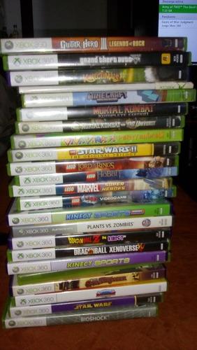 juegos xbox 360 usados en buen estado