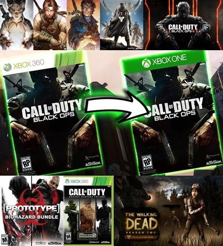 juegos xbox 360 / xbox one online original oferta