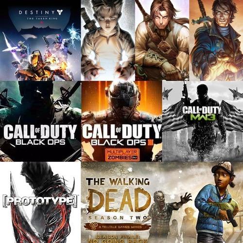 juegos xbox 360/one online original oferta!! limitada!!