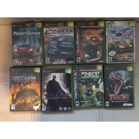 Juegos Xbox Clasico Originales
