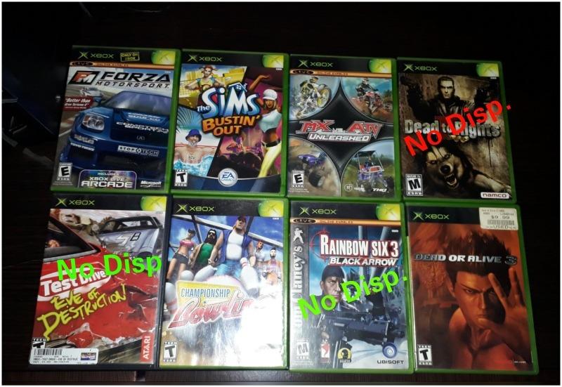 Juegos Xbox Clasico Y Xbox 360 Originales Bs 200 00 En Mercado Libre