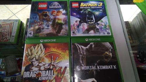 juegos xbox one,