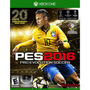 Pes 16 Xbox One Pro Evolution Soccer 2016 Xbox Sellado