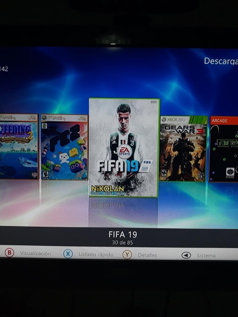 Juegos Xbox360 Rgh Bs 1 000 00 En Mercado Libre
