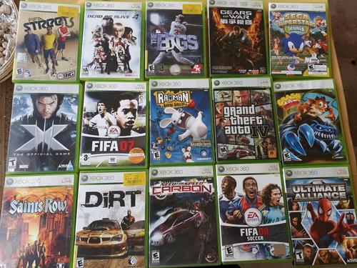 juegos xbox360 venta o cambio por juegos xbox one