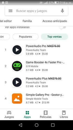 juegos y apps de paga más baratos