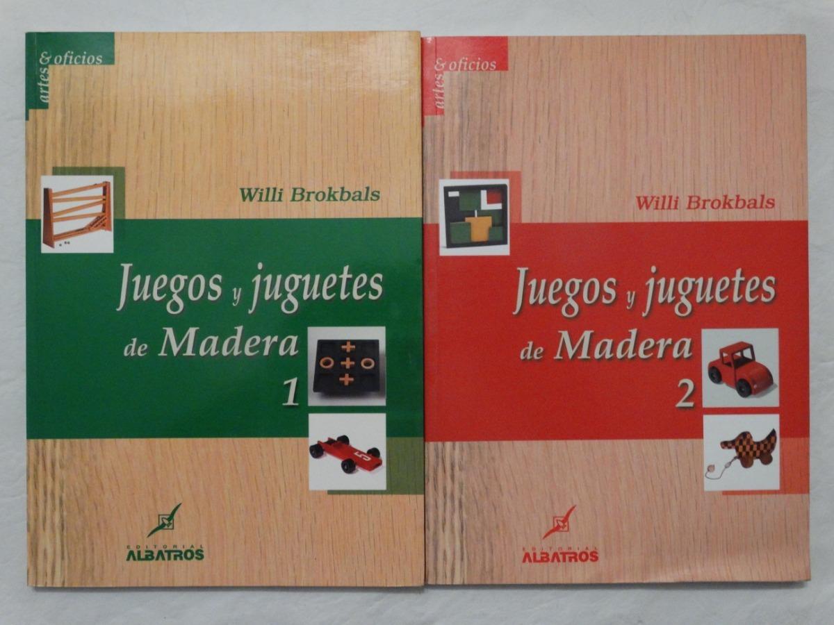 Y Juguetes Willi Madera 00 Brokbals Juegos De 2 Tomos500 34j5ARLq