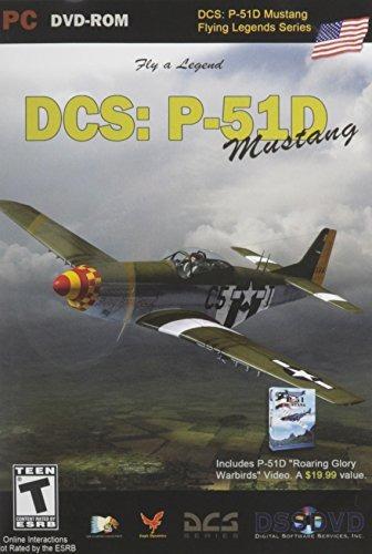 juegos,dcs p-51 mustang - pc