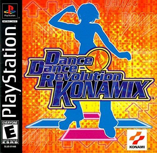 juegos,ddr dance dance revolution konamix (grandes éxito..
