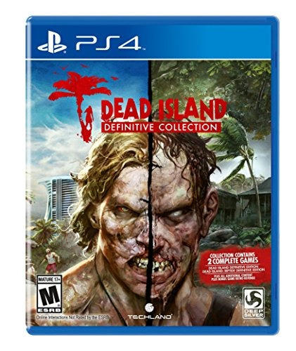 juegos,dead island definitive collection - playstation 4..