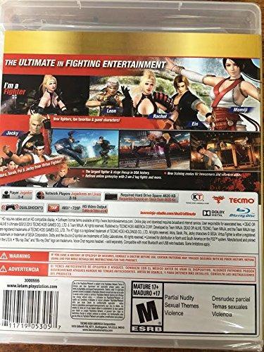 juegos,dead or alive 5 ultimate favoritos para ps3 bilin..