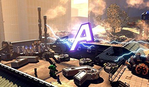 juegos,juego de xbox 360 lego marvel super heroes