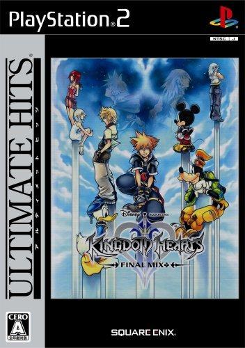 Juegos Kingdom Hearts Ii Mix Final Ultimate Hits Impo