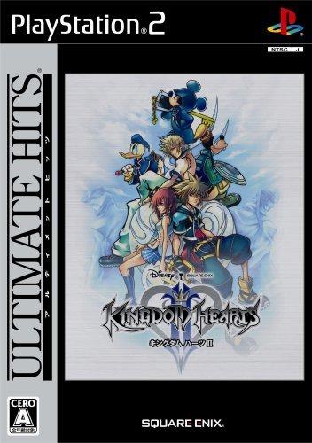 Juegos Kingdom Hearts Ii Ultimate Hits Importacion De 137 211