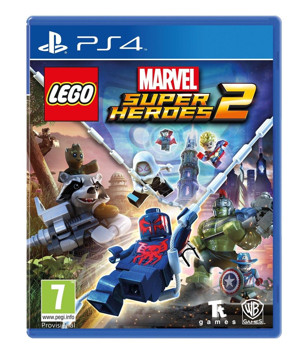 Juegos Lego Marvel Superheroes 2 Playstation 4 175 100 En