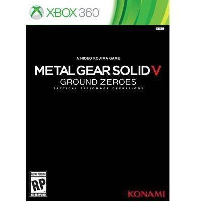 juegos,metal gear solid v tierra x360...