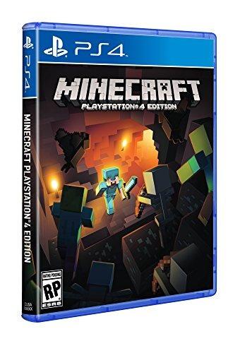 juegos,minecraft - playstation 4