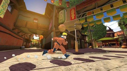 juegos,naruto la rebelión de un ninja - xbox 360
