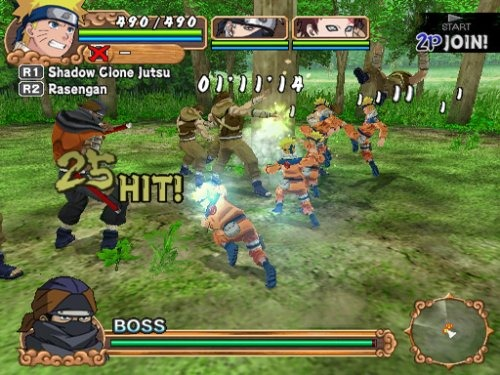 b45465cfbd5 Juegos,naruto Uzumaki Chronicles 2 - Playstation 2 - $ 2.057,39 en ...
