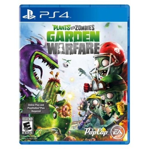 juegos,plants vs zombies jardín warfare - playstation 4 ..