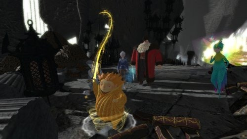 juegos,rise of the guardians the video game - xbox 360..