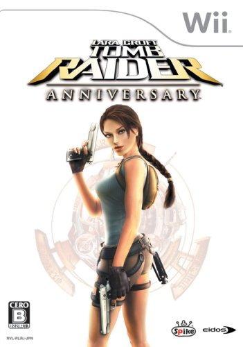 juegos,tomb raider aniversario importación de japón