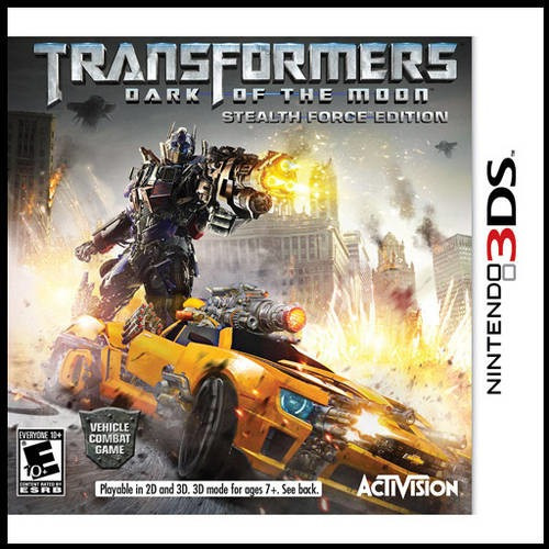 juegos,videojuego transformers dark of the moon - ninten..