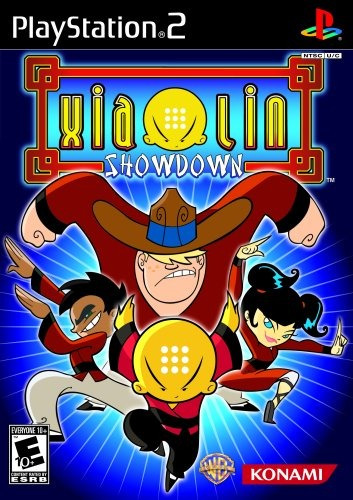 juegosxiaolin showdown - playstation 2..