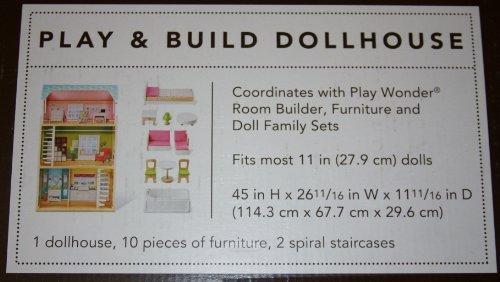 juegue a wonder dollhouse con el kit de accesorios de 10