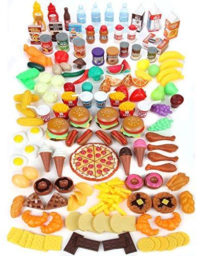 Set Para Alimentos Juegue De Enorme 202 Pret Niños Piezas H9WEIbD2eY