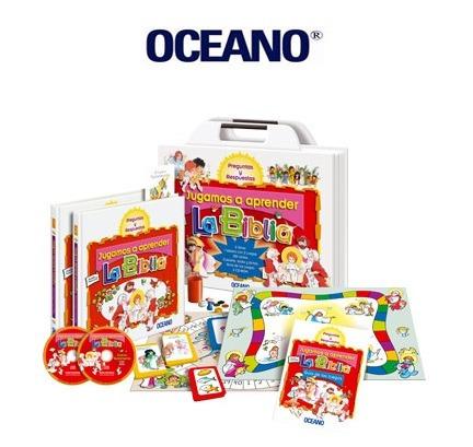 jugamos a aprender la biblia preguntas y respuestas  oceano