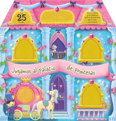 jugamos al palacio de princesas(libro infantil)
