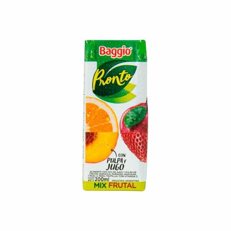 Baggio Multifruta 200Ml