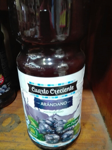 jugo de arandanos c.creciente x1,5 lts