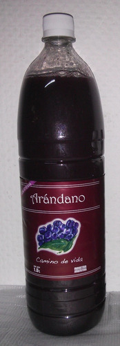 jugo de arandanos con açai x 1500 cc