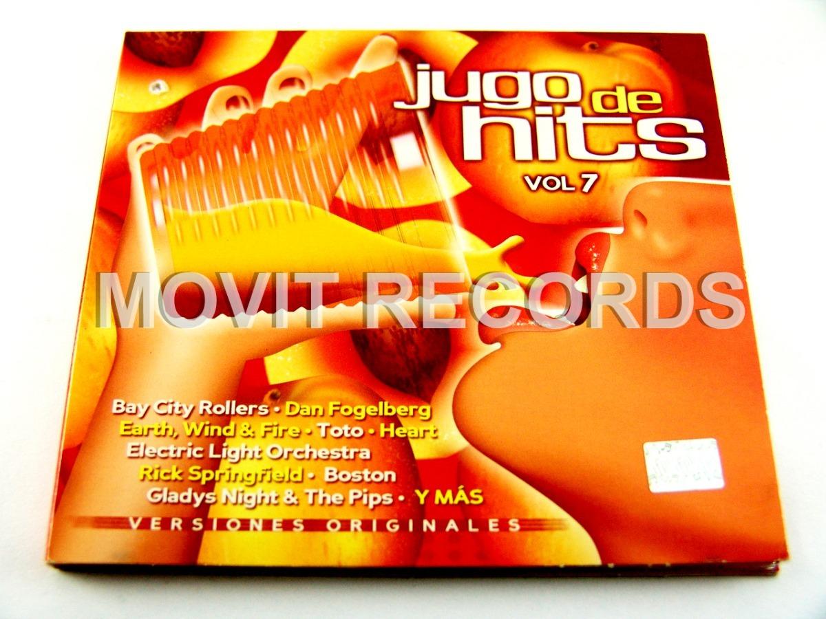 Jugo De Hits Vol 7 Cd 2005 Toto Boston Heart Hugo Montenegro ...