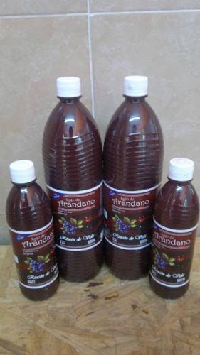 jugo puro de arándanos - 1,5 lts