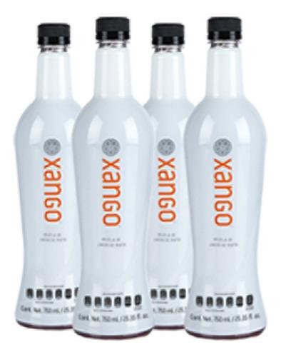 jugo xango 2 botellas, cad 10/2021 promo mangostan