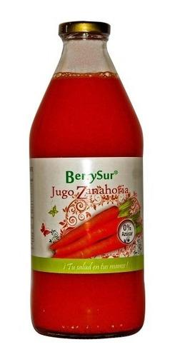 jugos berrysur 100% natural orgánico 1 litro