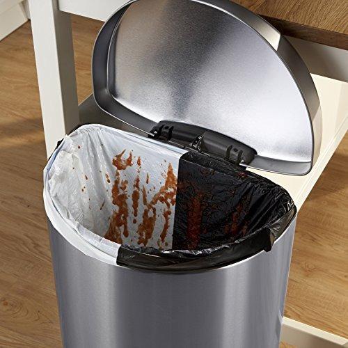 jugosos ultra fuerte apagón bolsas de basura (ráfaga limpio