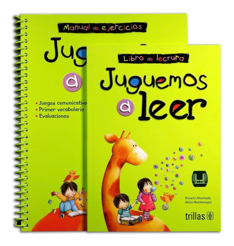 juguemos a leer edicion 11 libro ejercicios+ libro lectura