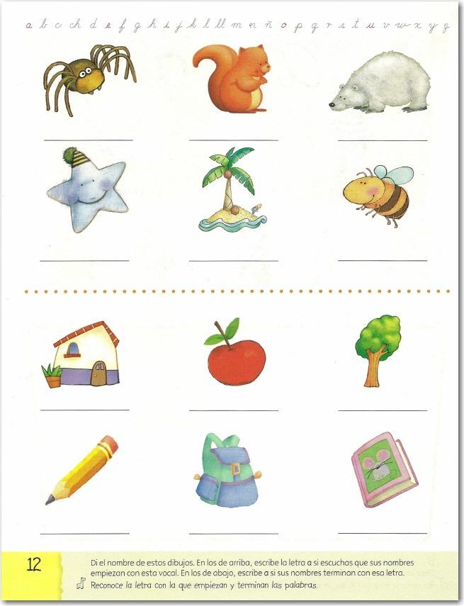 Libro Mis Primeras Letras Editorial Trillas Pdf - Libros ...