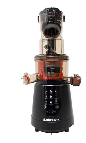 juguera electrica extractor jugos ultracomb jg-2708 premium