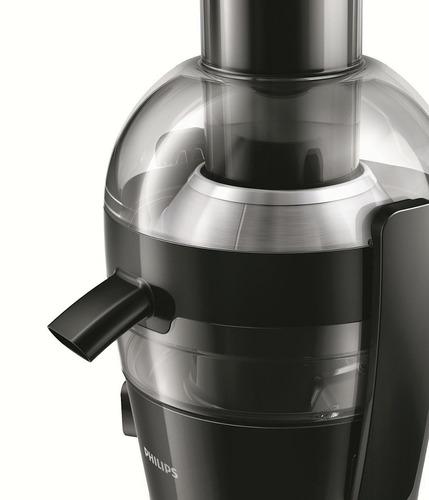 juguera eléctrica philips hr1855 700w 2lt. filtro acero inox
