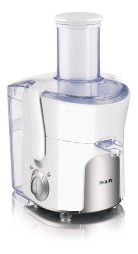 juguera extractor de jugos frutas philips 550w