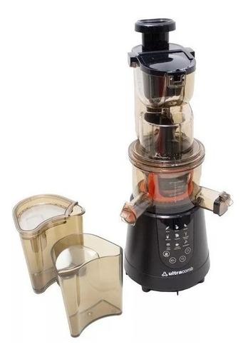 juguera extractor de jugos jg-2708 ultracomb 200w p