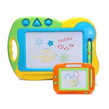 juguete 2 pieces doodler sketch colorful screen erasable ma
