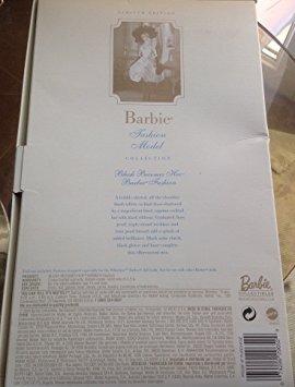 juguete 2000 colección barbie fashion model - blush le sien