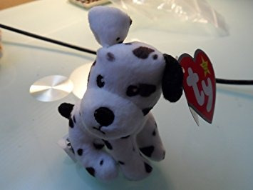 juguete 2009 mcdonald's ty teenie beanie babies hydrant the