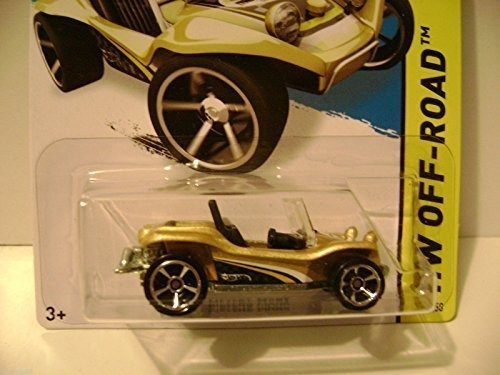 juguete 2014 hot wheels meyers manx 50 años hw off-road - m